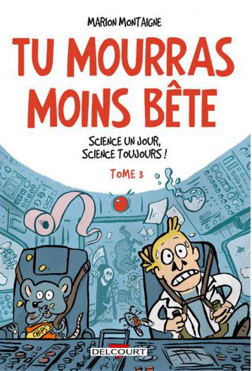Marion Montaigne, Delcourt